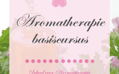 Basisopleiding Aromatherapie –  2021 Editie