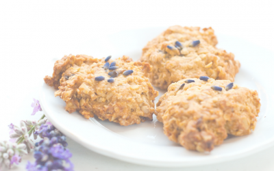 Lavendel koekjes