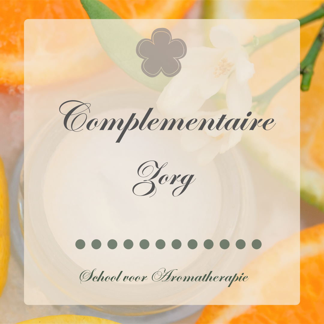 Complementaire zorg en aromatherapie