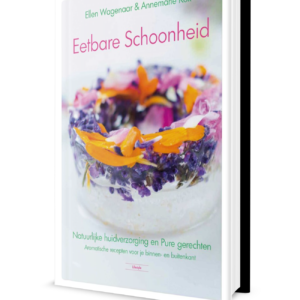 Stichting Wellness en Aromatherapie Boek Eetbare Schoonheid