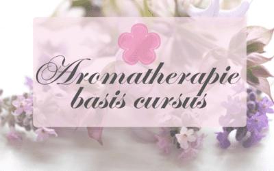 Aromatherapie Basiscursus